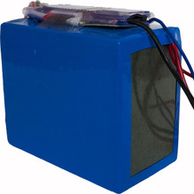 24V 20Ah V5 LiFePO4 Battery Pack