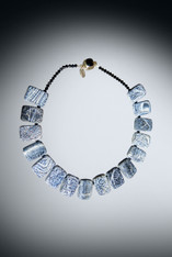 Weathered Agate Collar