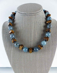 Kyanite Brazilian Wood Collar