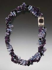 Lilac Amethyst Torsade