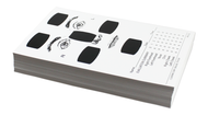 S122 - Sebutape Facial Storage Cards