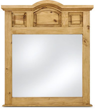 Rustic Imperial Mirror