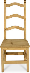 Rustic Indian Tall Chair