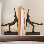 Soccer Player Bookends FREE SHIPPING