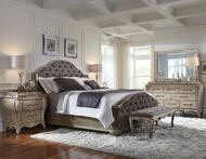 French Patina Bedroom Set - FREE SHIPPING