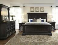 Caldwell King Bedroom Set by Pulaski Furniture (P012180)