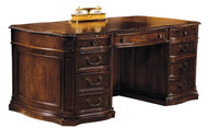 Old World Executive Desk by Hekman (79160)