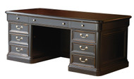 Louis Phillippe Executive Desk - FREE SHIPPING