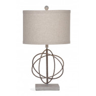 Caswell Table Lamp by Bassett Mirror (L2973T)