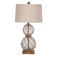 Seaside Table Lamp by Bassett Mirror (L3107T)