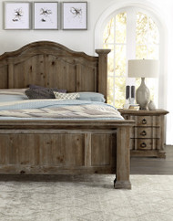 Rustic Hills Poster Bedroom Set by Vaughan-Bassett FREE SHIPPING