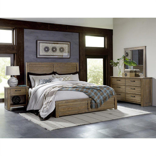 Cheap Furniture With Delivery: SoHo Bedroom Set By Samuel Lawrence Furniture FREE