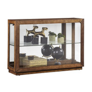 Side Entry Lighted Display Cabinet by Pulaski FREE SHIPPING