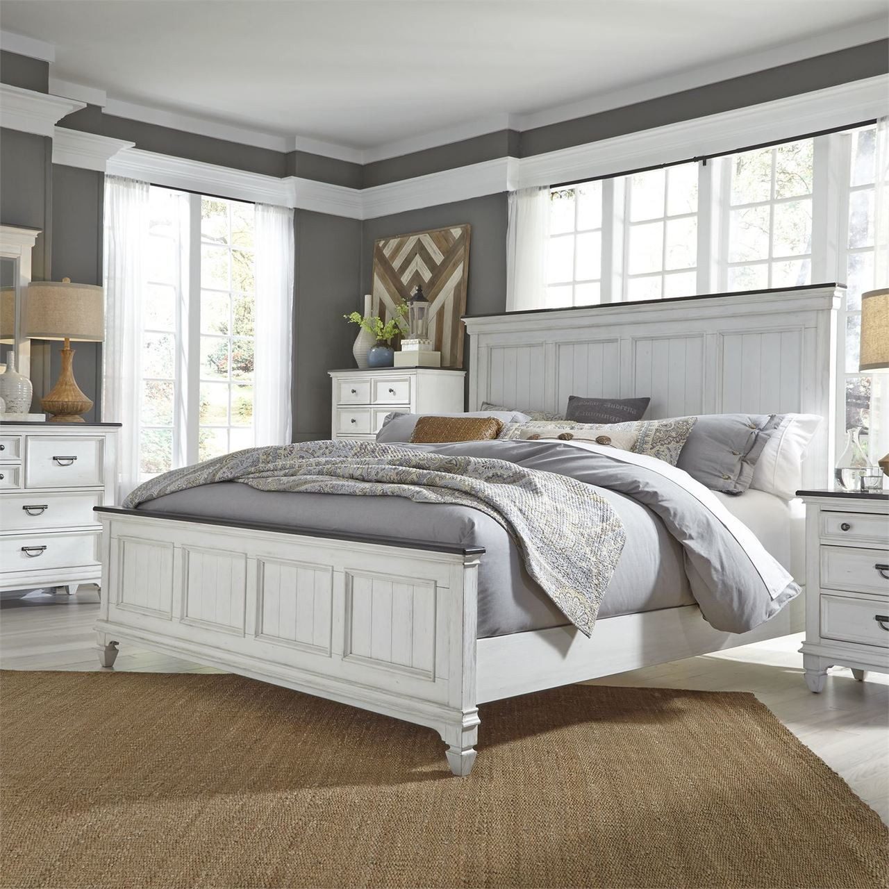 Cottage Bedroom Set FREE SHIPPING