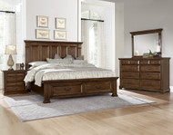 Driftwood Mansion Storage Bedroom Set FREE SHIPPING