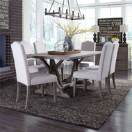 Carolina Lakes Dining Set w/ Server by Liberty Furniture FREE SHIPPING