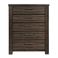 Austin Distressed Birch Bedroom Set - FREE SHIPPING