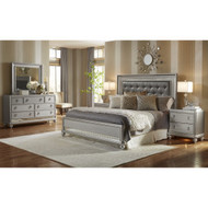 Courtney Upholstered Bedroom Set - FREE SHIPPING