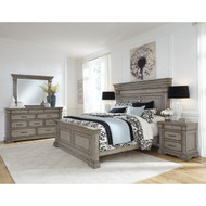 Bluff Grey Bedroom Set - FREE SHIPPING