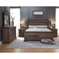 Espresso Estates Bedroom Set - FREE SHIPPING