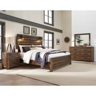 Amberwood Bedroom Set - FREE SHIPPING