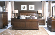 Classic Cherry Bedroom Set - FREE SHIPPING