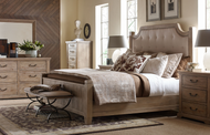 Rustic Cypress Bedroom Set - FREE SHIPPING