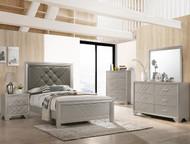 Julise Panel Bedroom Set - FREE SHIPPING
