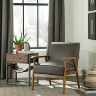 Phillips Steal Wood Frame Chair - FREE SHIPPING