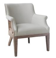 Bennett Dove Arm Chair - FREE SHIPPING