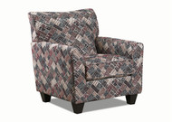 Leighton Beige Accent Chair - FREE SHIPPING