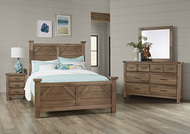 Russet Bedroom Set - FREE SHIPPING