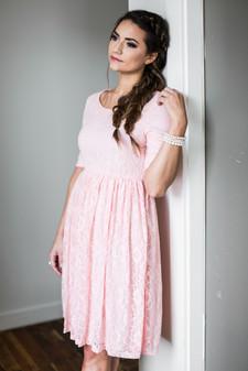 April- Blush Pink