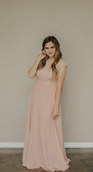 Karen - Dusty Pink