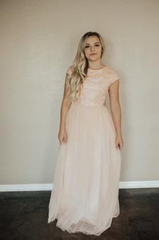 Alexia - Peach