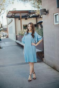 Roslyn - Vintage Blue