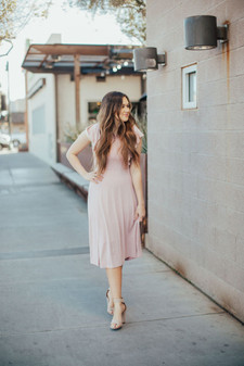 Everett - Dusty Pink