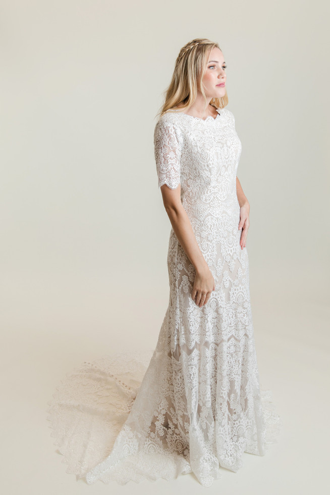 Camora bridal gown