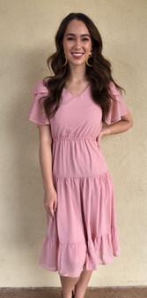 Amara - Dusty Pink