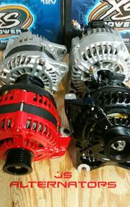 Dodge Nitro High Output 3.7L 240amp Alternator