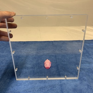 Plexiglass Window For Sub Box - Any Size, No Engraving