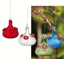 Hummingbird Feeder 4 Assorted Colors