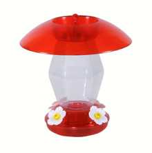 Jubilee Hummingbird Feeder Red 20 oz