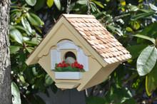 Little Wren House Yellow
