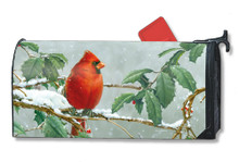Winter Songbird MailWrap