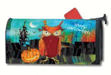 Happy Owloween Mailwrap