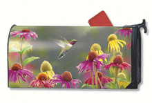 Hummingbird Heaven MailWrap