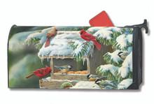 Winter Feeder Mailwrap