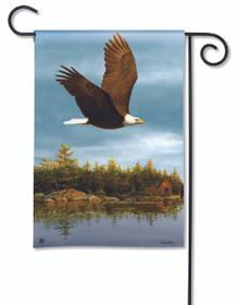 Eagle Garden Flag