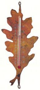 Oak Leaf Nature Thermometer